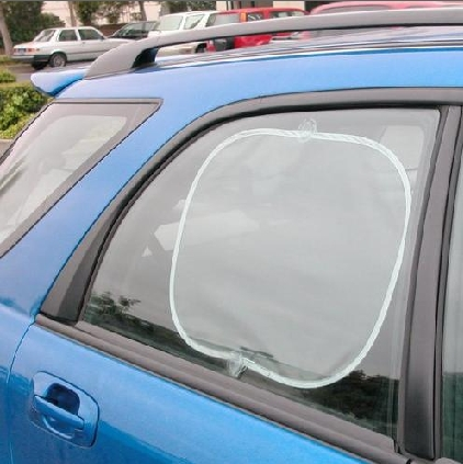 Sunshade-mesh side shade