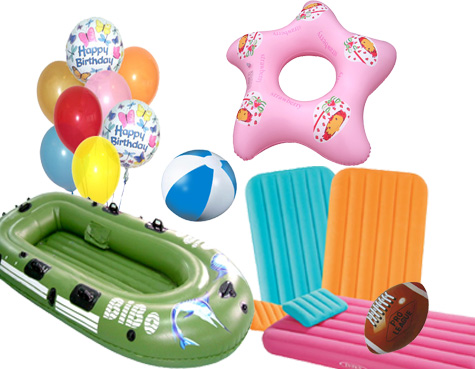 Ballons and Inflatables