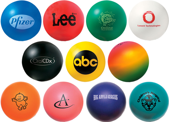 Stress balls and Relivers